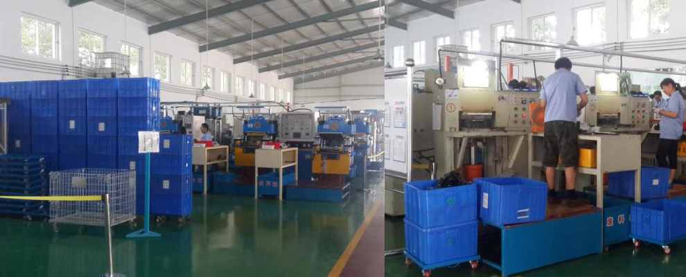 Hebei Shida Seal Group - Molding Workshop