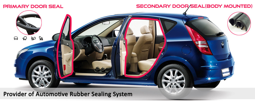 Vehicle Sealing System
