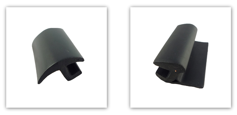 Windshield Moldings, Auto Glass Universal Moldings, EPDM rubber and Vinly Moldings