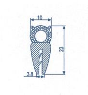 Dual Durometer Profile