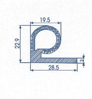 Dual Durometer Gaskets