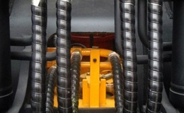 spiral hose wraps application