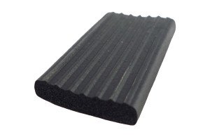 Ribbed-style EPDM Rubber Seals