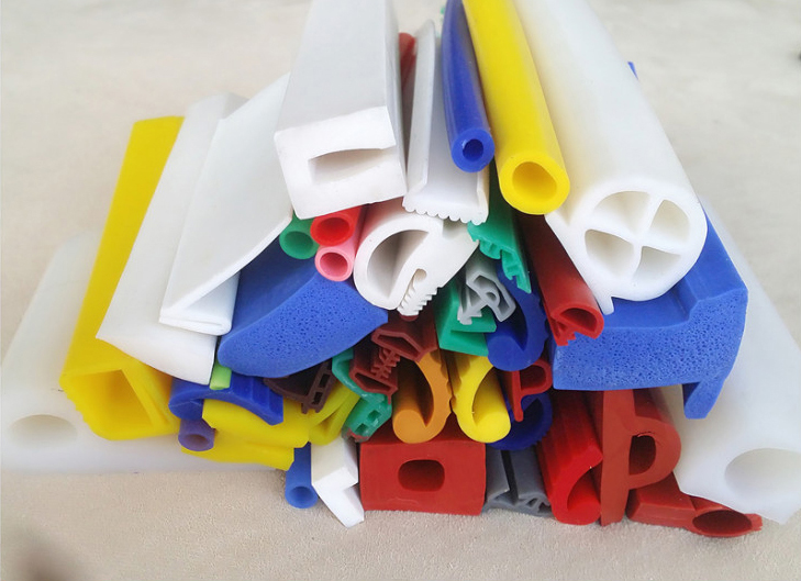 Silicone Rubber Extrusions | Silicone Rubber Profiles China